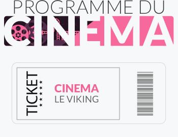 Programme du Cinéma