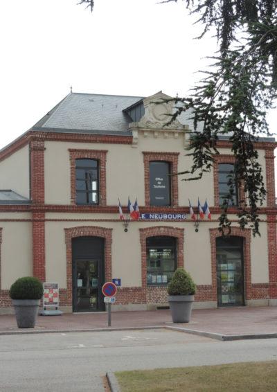 Façade Maison du Tourisme