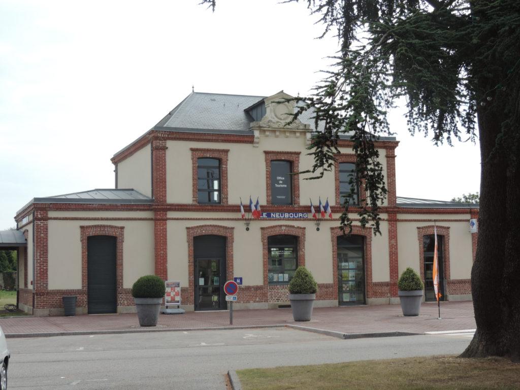 Office de Tourisme du Pays du Neubourg