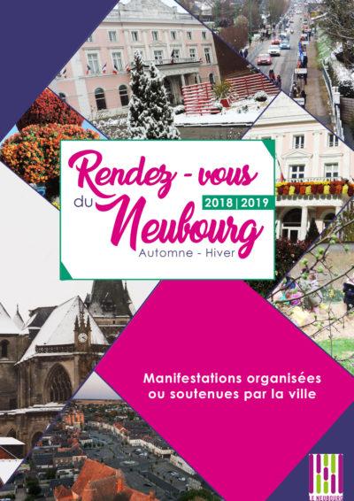 Guide des manifs du Neubourg 2018 - 2019