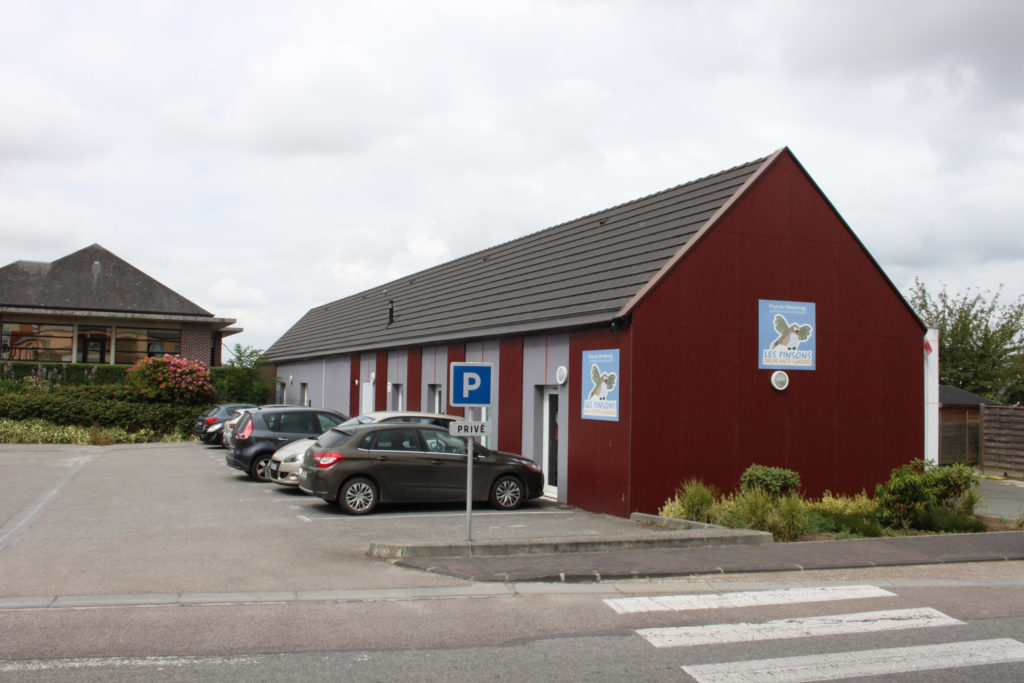 Crèche Le Neubourg