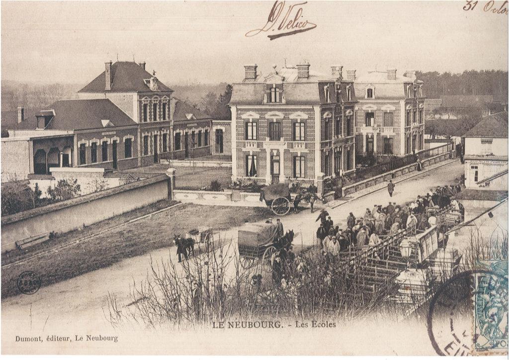 Ecole Jean Moulin Le Neubourg