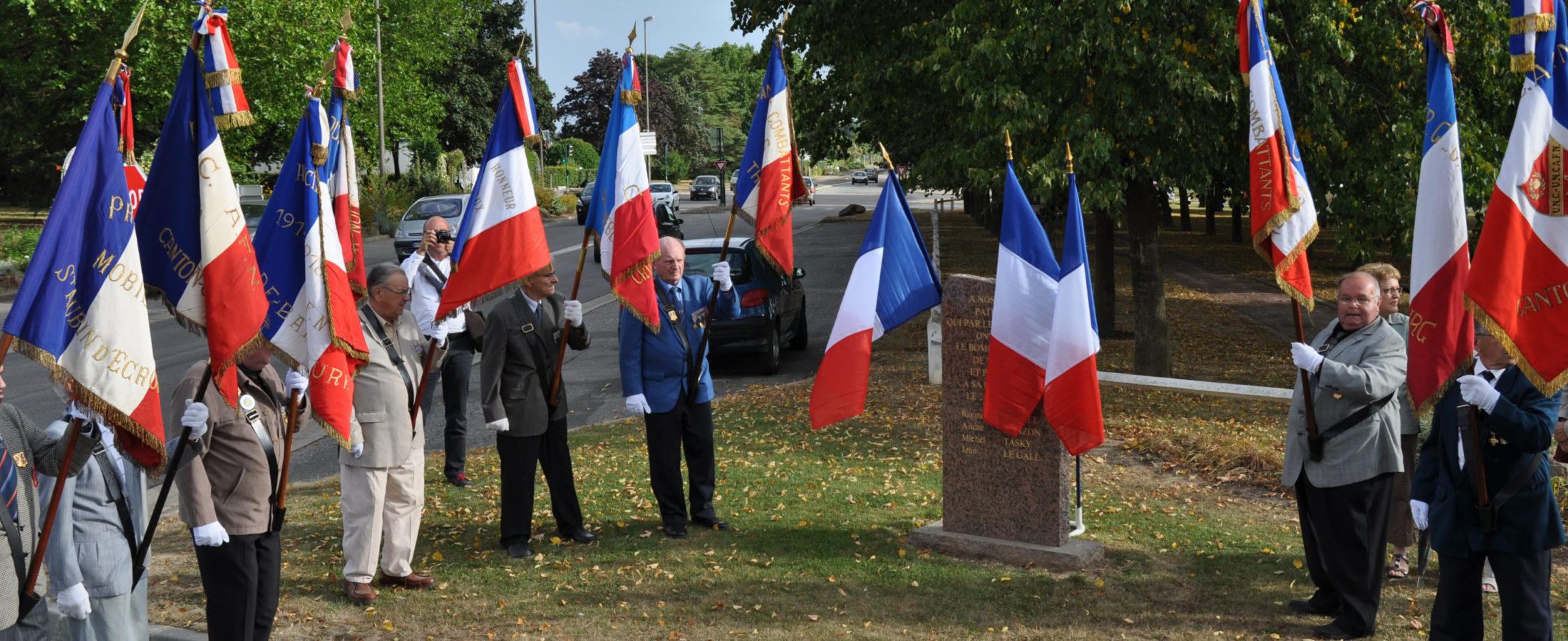 Commémorations de la Libération du Neubourg