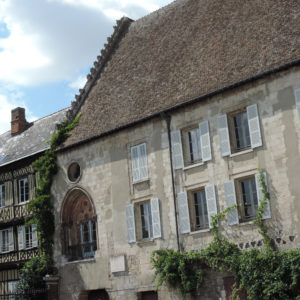 Vieux Château et Maison Neuve